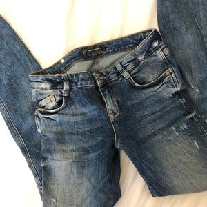 Zara Jeans - New low rise ZARA trafaluc jeans new without tags